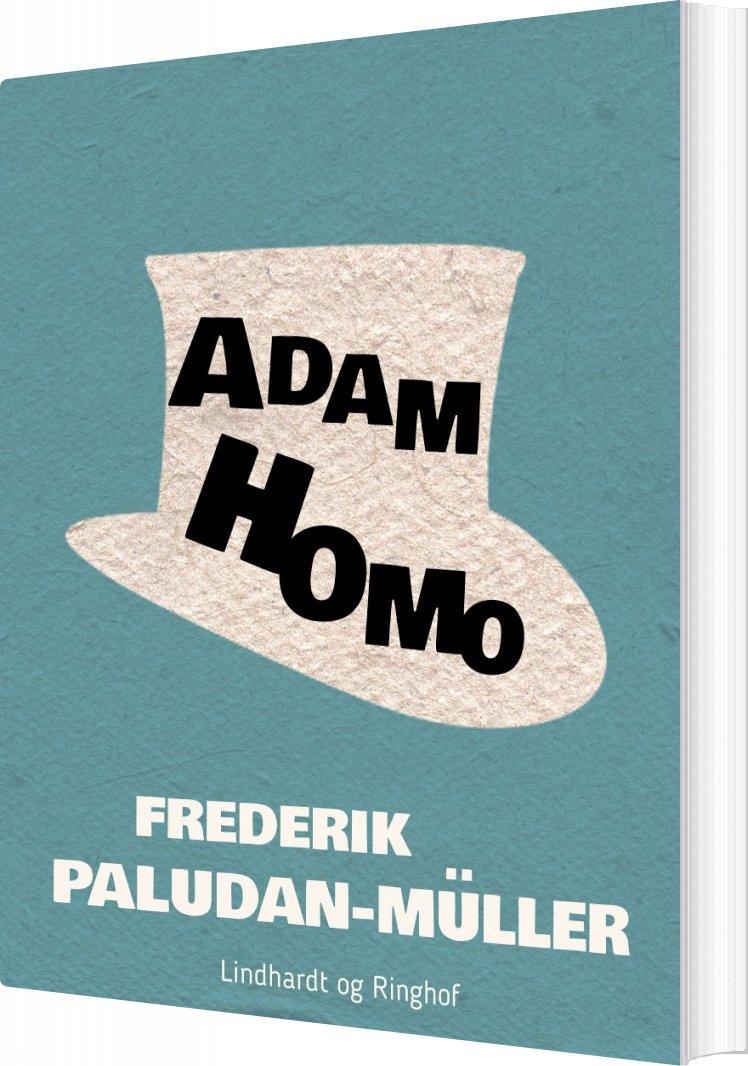 Billede af Adam Homo - Frederik Paludan-müller - Bog