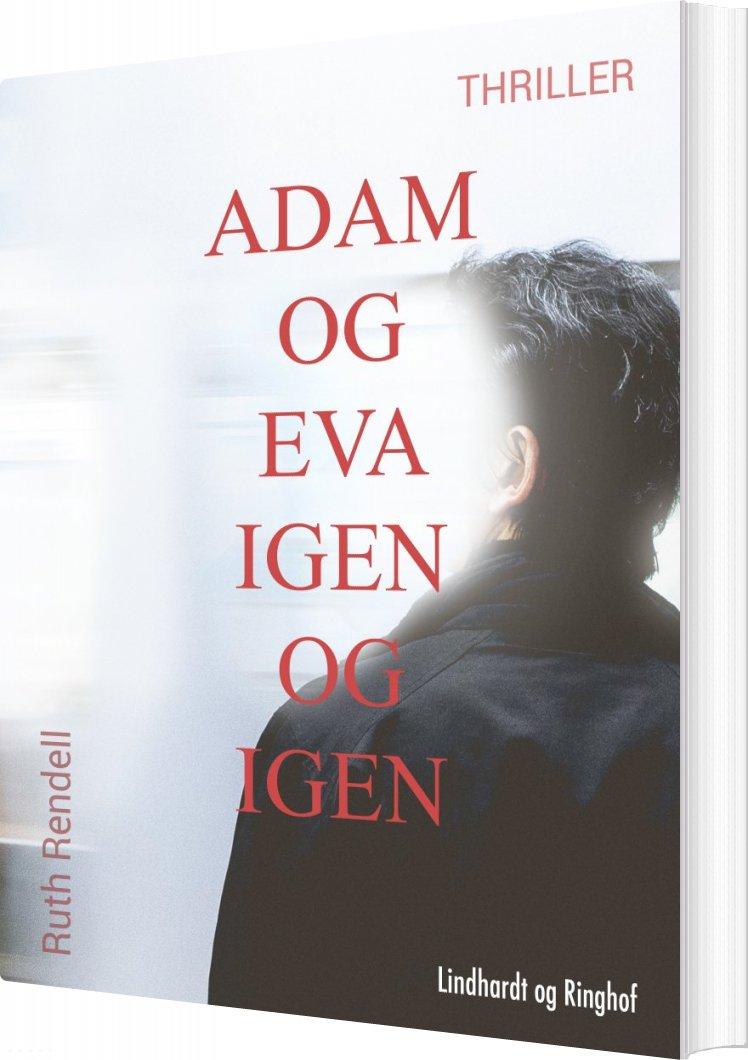 Billede af Adam Og Eva Igen Og Igen - Ruth Rendell - Bog