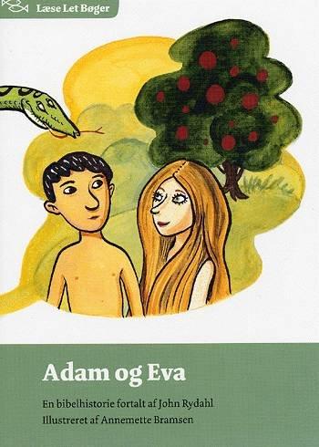 Image of   Adam Og Eva - John Rydahl - Bog