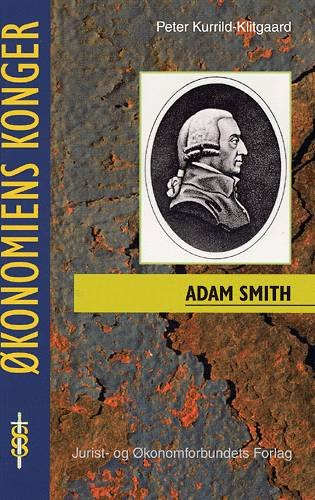 Image of   Adam Smith - Kurrild-klitgaard P - Bog