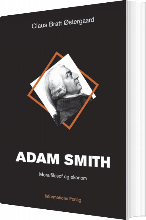 Image of   Adam Smith - Claus Bratt østergaard - Bog