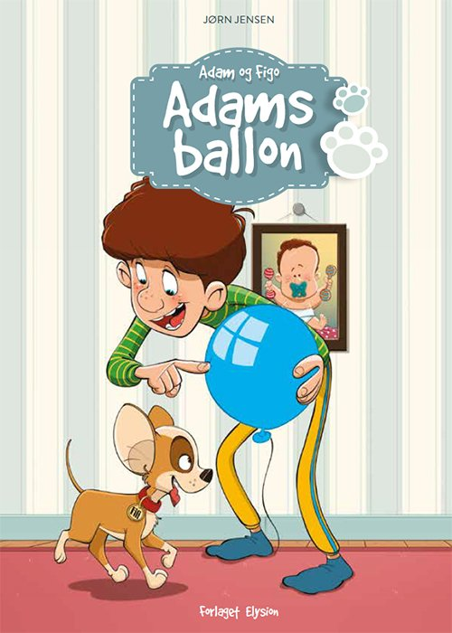 Image of   Adams Ballon - Jørn Jensen - Bog