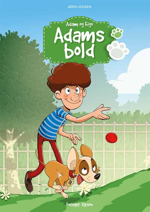 Image of   Adams Bold - Jørn Jensen - Bog