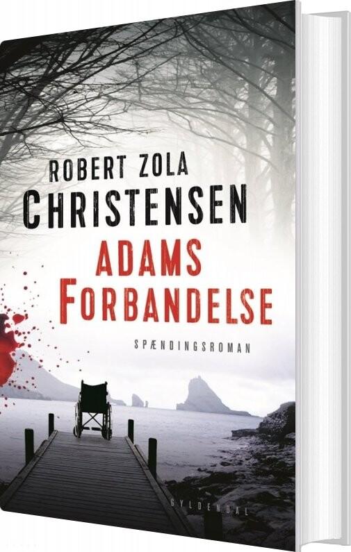 Image of   Adams Forbandelse - Robert Zola Christensen - Bog