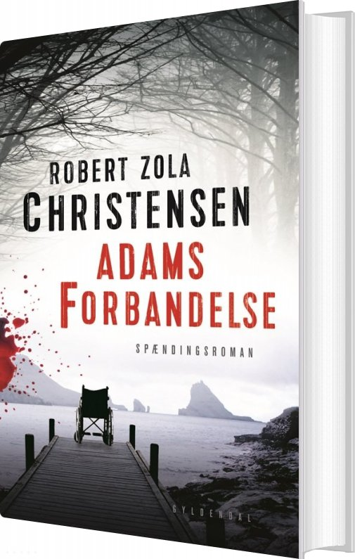 Image of   Adams Forbandelse - Robert Zola Christensen - Bog