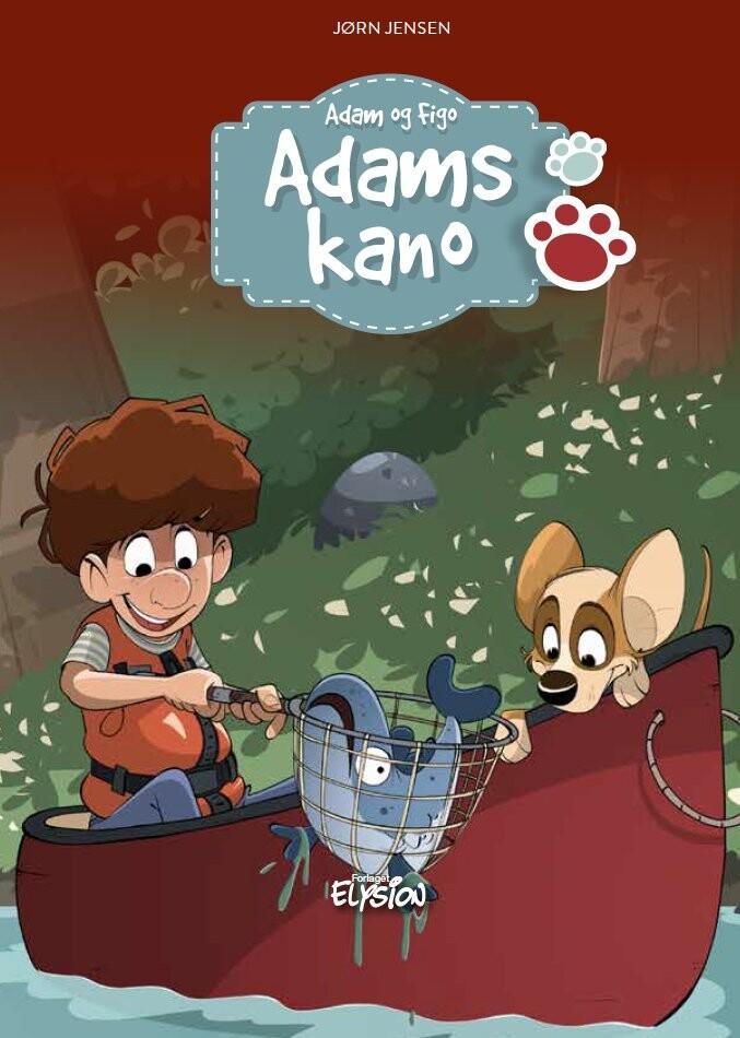 Image of   Adams Kano - Jørn Jensen - Bog