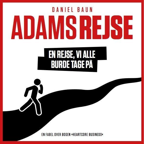 Image of   Adams Rejse - Daniel Baun - Bog