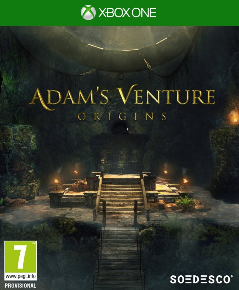 Image of   Adam's Venture: Origins - Xbox One