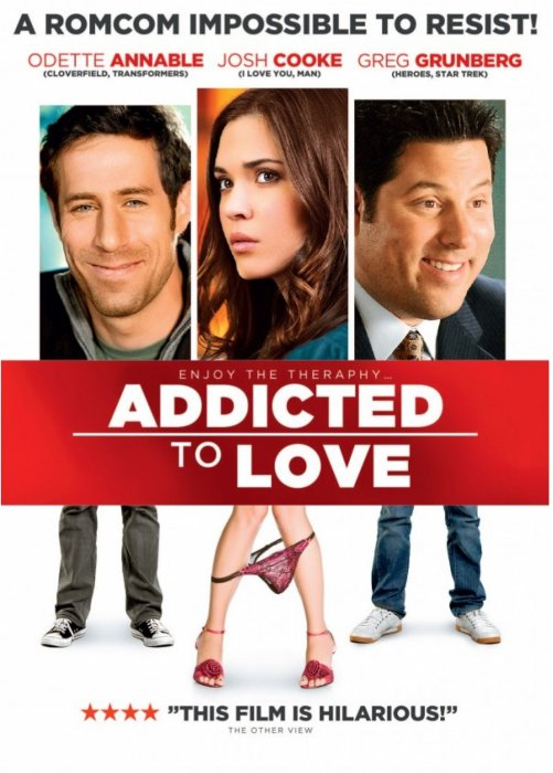 Image of   Addicted To Love - DVD - Film