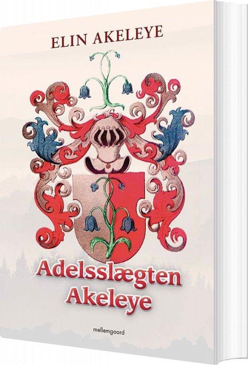 Billede af Adelsslægten Akeleye (Bog)