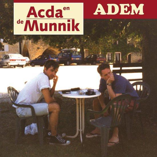 Image of   Acda & De Munnik - Adem (het Beste Van) - Vinyl / LP