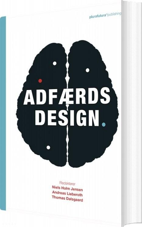 Image of   Adfærdsdesign - Thomas Dalsgaard - Bog