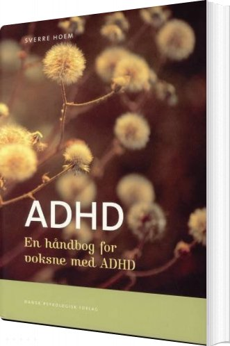 Image of   Adhd - Sverre Hoem - Bog