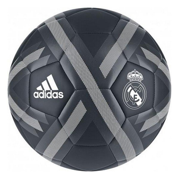 Image of   Adidas - Fodbold - Str. 5 - Mørkeblå Grå