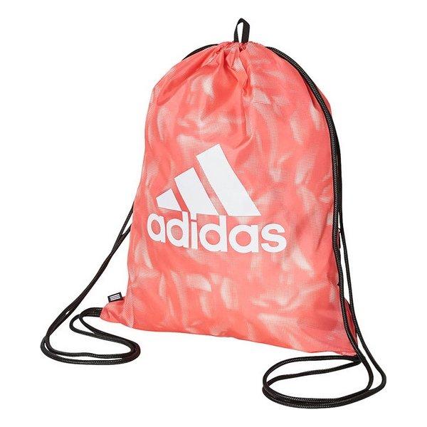 Image of   Adidas - Gymnastikpose Med Logo - Rød