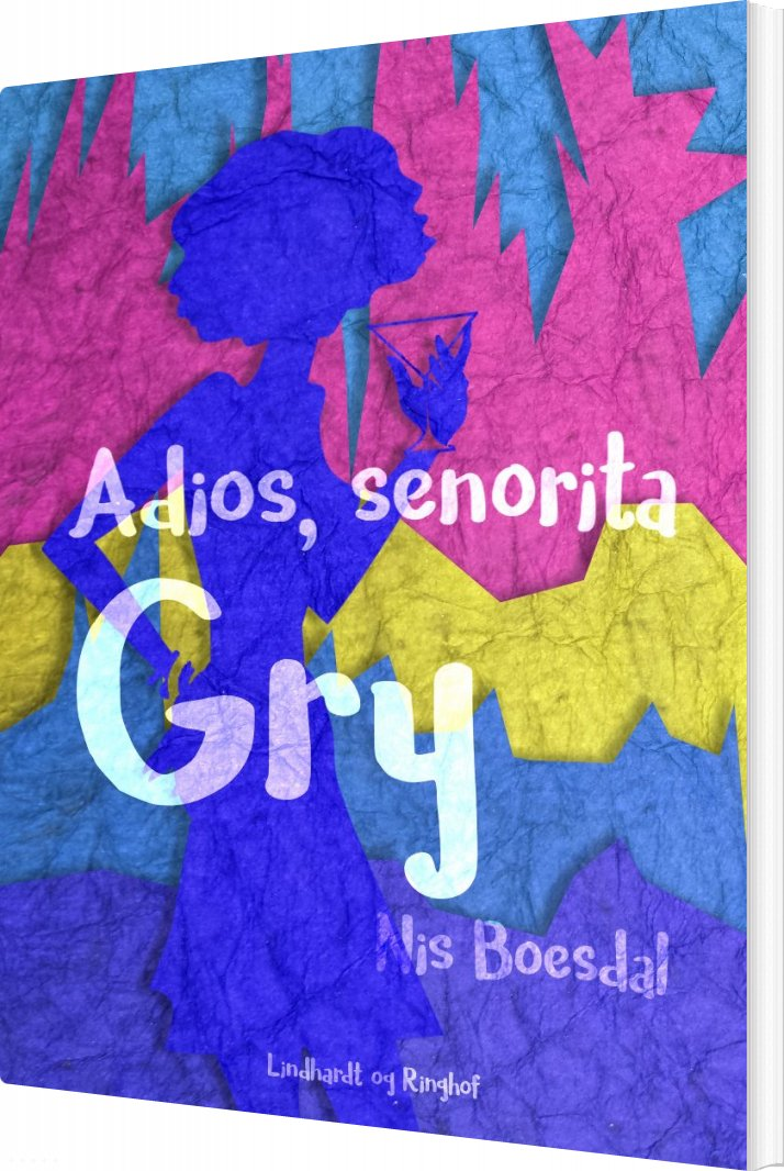 Image of   Adios, Senorita Gry - Nis Boesdal - Bog