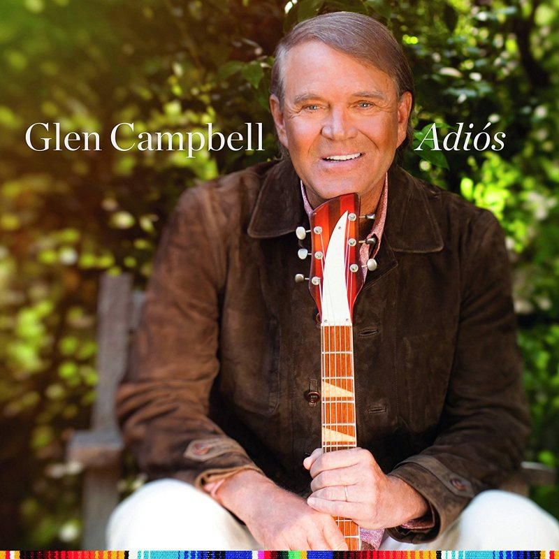 Image of   Glen Campbell - Adios - Special Edition - CD