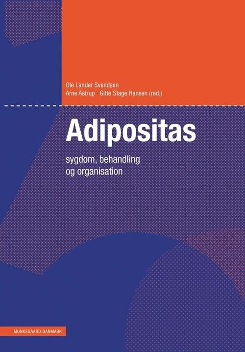 Image of   Adipositas - Mette Waaddegaard - Bog