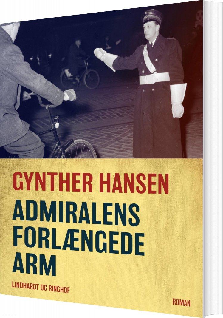 Billede af Admiralens Forlængede Arm - Gynther Hansen - Bog