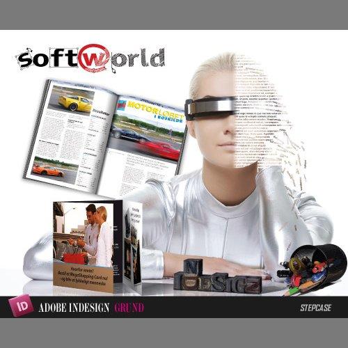 Image of   Adobe Indesign Grund - Softworlds Instruktører Præsenterer - Bog