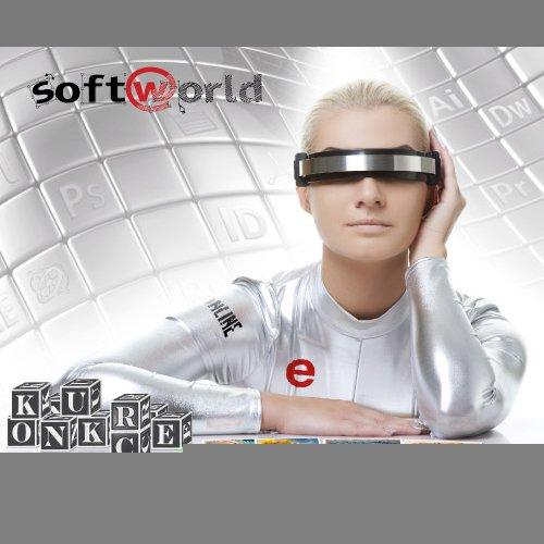 Image of   Adobe Indesign Online Publikationer - Softworlds Instruktører Præsenterer - Bog