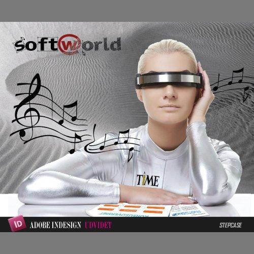 Image of   Adobe Indesign Udvidet - Softworlds Instruktører Præsenterer - Bog