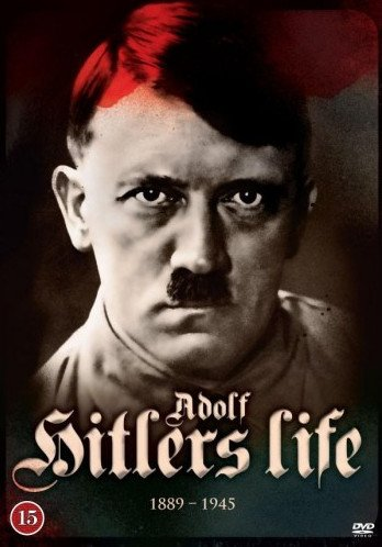 Image of   Adolf Hitlers Life - DVD - Film