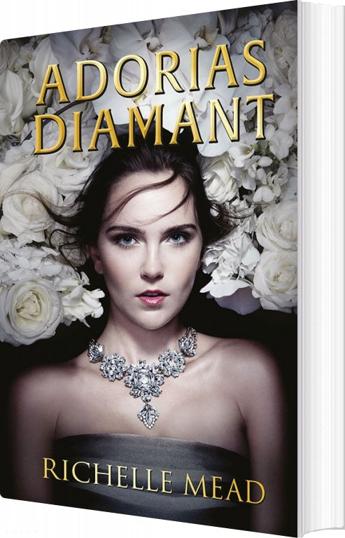 Image of   Adorias Diamant: Det Glitrende Hof 1 - Richelle Mead - Bog