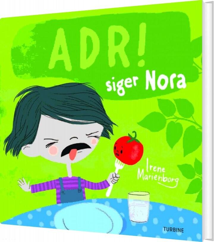 Image of   Adr! Siger Nora - Irene Marienborg - Bog