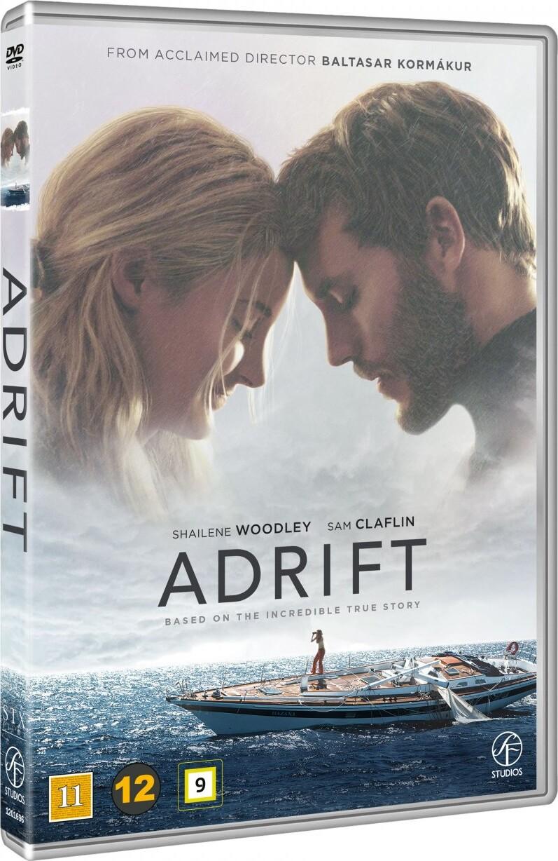 Image of   Adrift - 2018 - DVD - Film