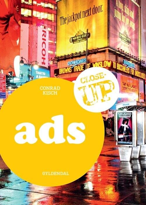 Image of   Ads - Conrad Kisch - Bog