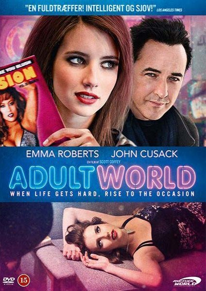 Image of   Adult World - DVD - Film