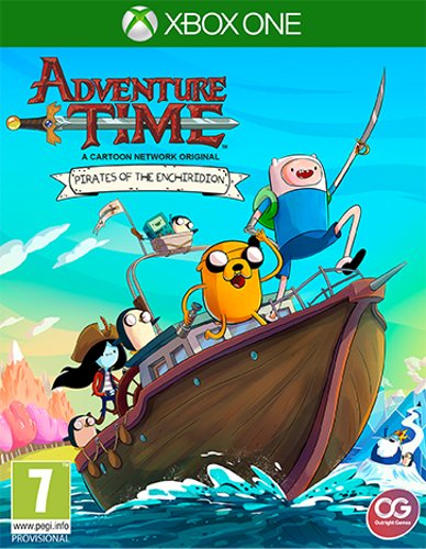 Billede af Adventure Time: Pirates Of The Enchiridion - Xbox One
