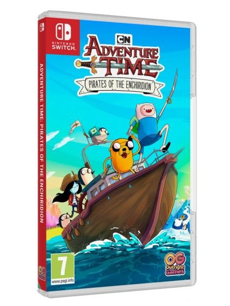 Image of   Adventure Time: Pirates Of The Enchiridion - Nintendo Switch