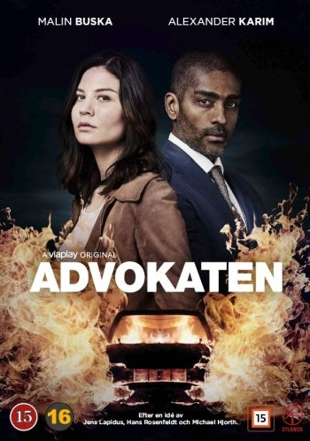 Image of   Advokaten - Sæson 1 - DVD - Tv-serie