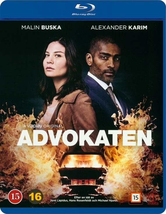 Billede af Advokaten - Sæson 1 - Blu-Ray - Tv-serie