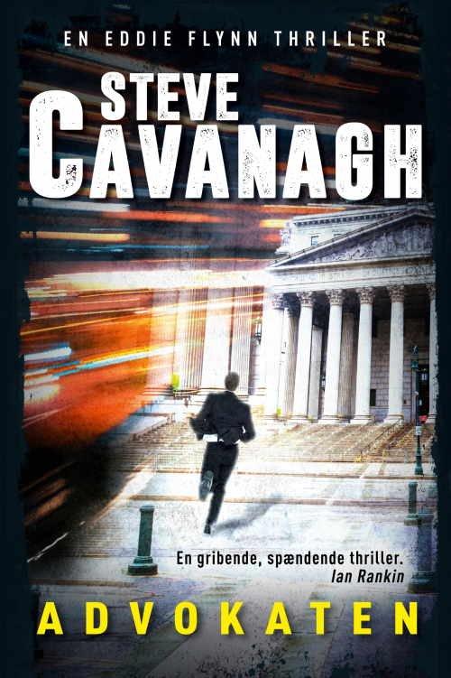 Image of   Advokaten - Mp3 - Steven Cavanagh - Cd Lydbog
