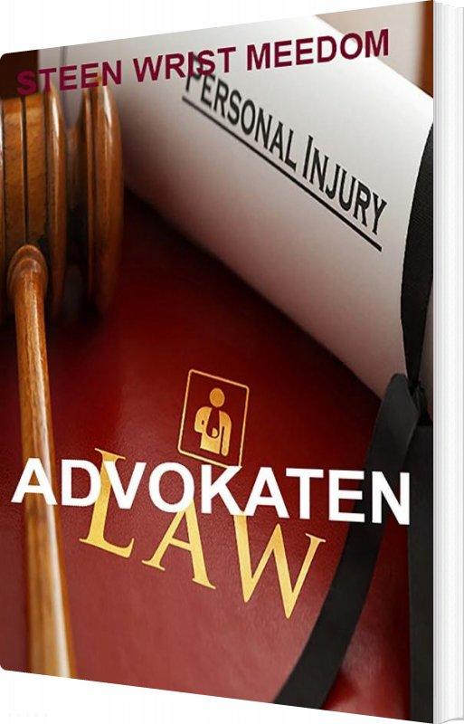 Image of   Advokaten - Steen Wrist Meedom - Bog