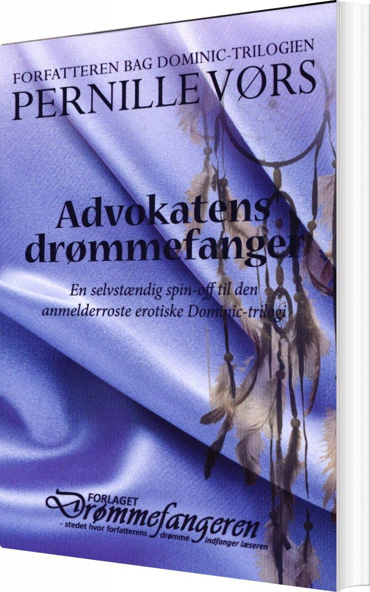 Billede af Advokatens Drømmefanger - Pernille Vørs - Bog