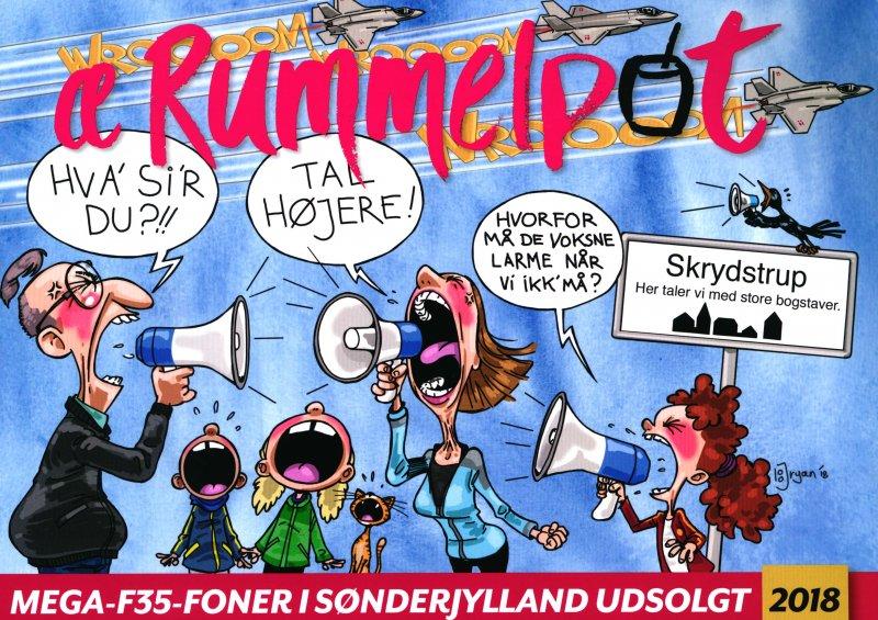 Image of   æ Rummelpot 2018 - Gunnar Hattesen - Bog