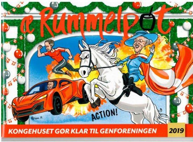 Image of   æ Rummelpot 2019 - Gunnar Hattesen - Bog