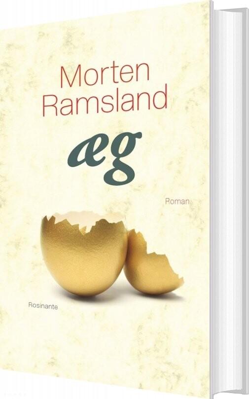 æg - Morten Ramsland - Bog