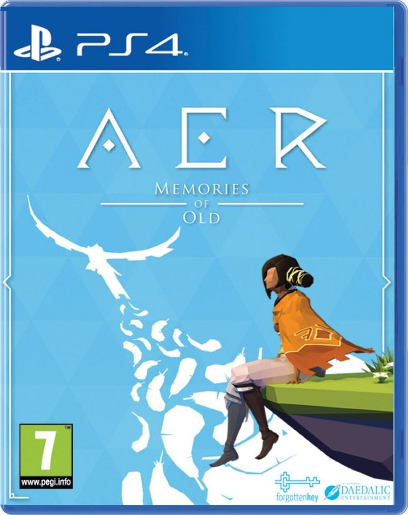 Image of   Aer - Memories Of Old - PS4