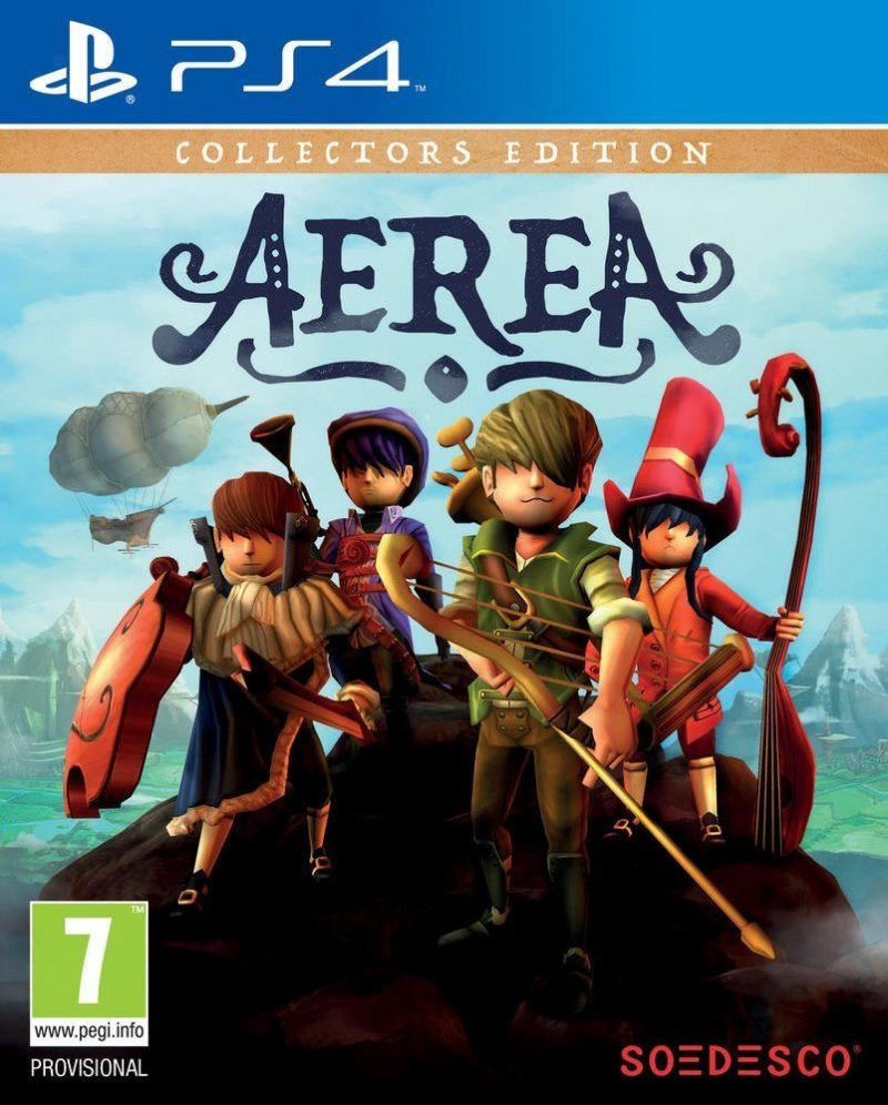 Aerea - Collectors Edition - PS4