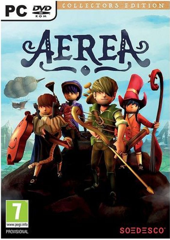 Image of   Aerea - Collectors Edition - PC