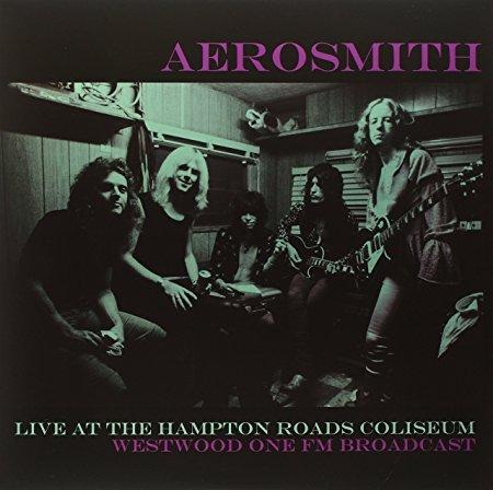Image of   Aerosmith - Live At The Hampton Road Coliseum - Vinyl / LP