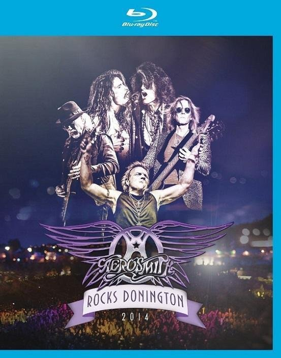 Image of   Aerosmith Rocks Donington 2014 - Blu-Ray