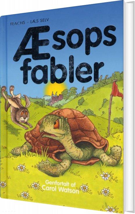 æsops Fabler - Carol Watson - Bog