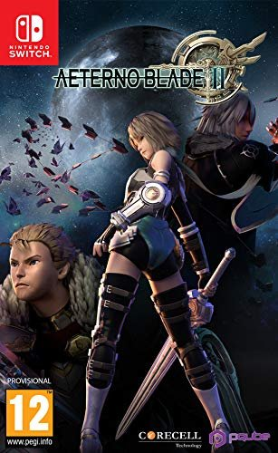 Image of   Aeternoblade Ii - Nintendo Switch