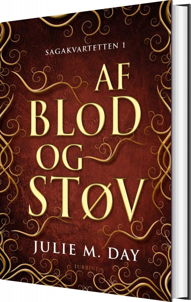 Image of   Af Blod Og Støv - Julie M. Day - Bog
